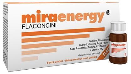 MIRAENERGY 10FL 10 ML - Parafarmacia la Fattoria della Salute S.n.c. di Delfini Dott.ssa Giulia e Marra Dott.ssa Michela