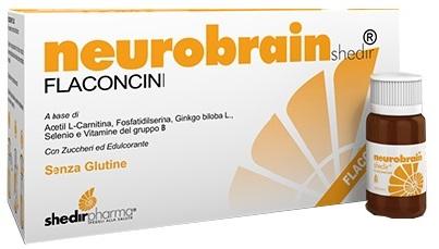 NEUROBRAINSHEDIR 10 FLACONCINI DA 10 ML - Farmacia Bartoli