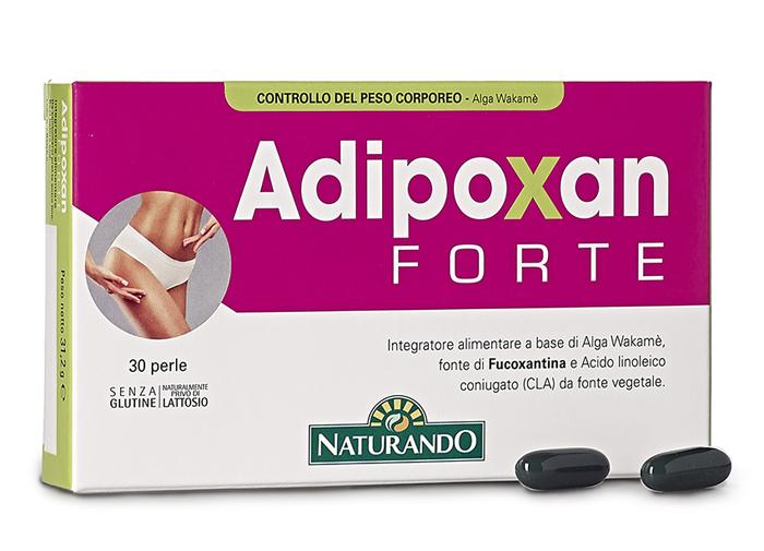 ADIPOXAN FORTE 30 CAPSULE 31,9 G - Farmacia Basso