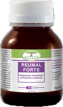 REUMAL FORTE 60 CAPSULE - Farmacia33