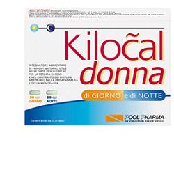 KILOCAL DONNA 40 COMPRESSE - latuafarmaciaonline.it