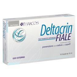 PHARCOS DELTACRIN FIALE 10FIALE 10ML - Parafarmacia Tranchina