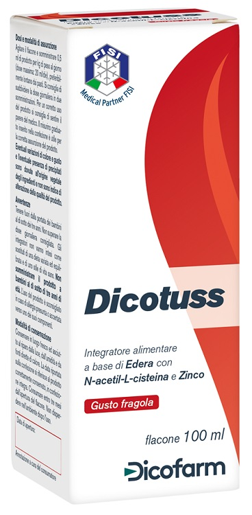 DICOTUSS 100 ML - Farmafamily.it