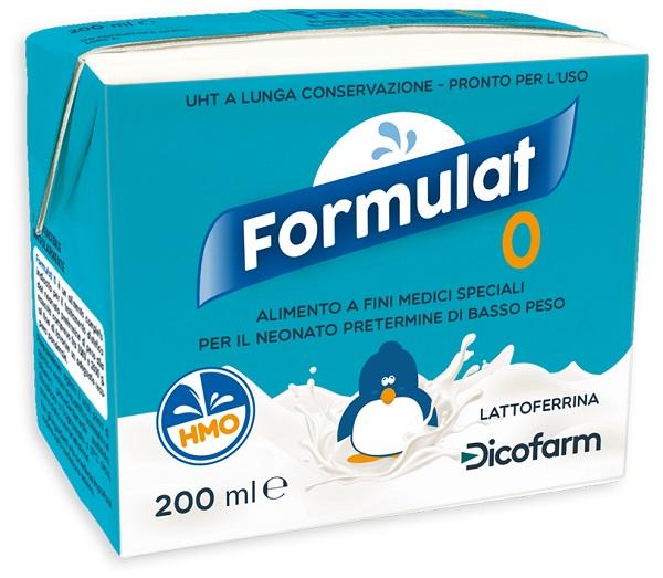 FORMULAT 0 LIQUIDO 3 BRICKS X 200 ML - Farmacia Bisbano