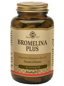 BROMELINA PLUS 30 TAVOLETTE - Parafarmacia Tranchina