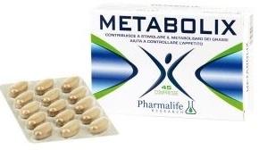 METABOLIX 45 COMPRESSE - Farmaseller