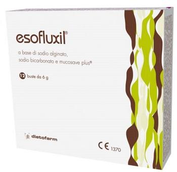 ESOFLUXIL TRATTAMENTO REFLUSSO GASTRICO 12 BUSTE DA 6 G - Farmacia Massaro