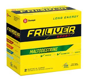 FRILIVER SPORT LONG ENERGY 8 BUSTINE - Zfarmacia