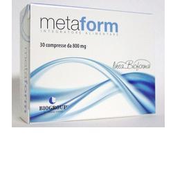 Acquistare online METAFORM 30CPR 800MG