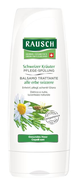 RAUSCH BALSAMO TRATTANTE ALLE ERBE SVIZZERE 200 ML - Farmaci.me