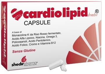 CARDIOLIPIDSHEDIR 30 CAPSULE - farmasorriso.com