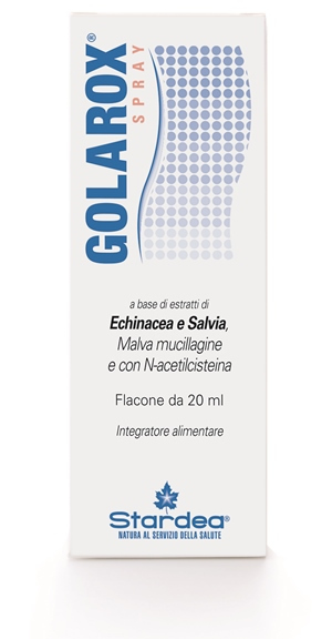 GOLAROX FLACONE SPRAY 20 ML - Farmapass