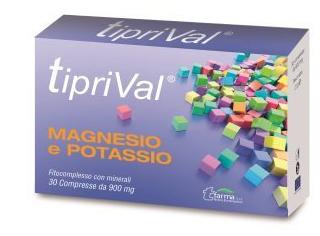 TIPRIVAL 30 COMPRESSE 900 MG - Farmacia Centrale Dr. Monteleone Adriano