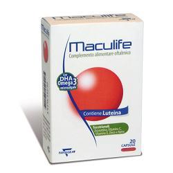 MACULIFE 20CPS 24,28G prezzi bassi