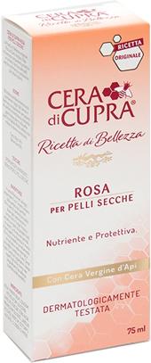 CUPRA CREMA ROSA PELLI SECCHE 75 ML - Farmapage.it