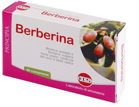 BERBERINA DA BERBERIS VULGARIS ESTRATTO SECCO 60 COMPRESSE - Farmacia Giotti
