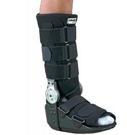 Dr. Gibaud Ortho Walker Equalize R.O.M Tutore Regolabile Lesioni Tibio Tarsica Taglia 3