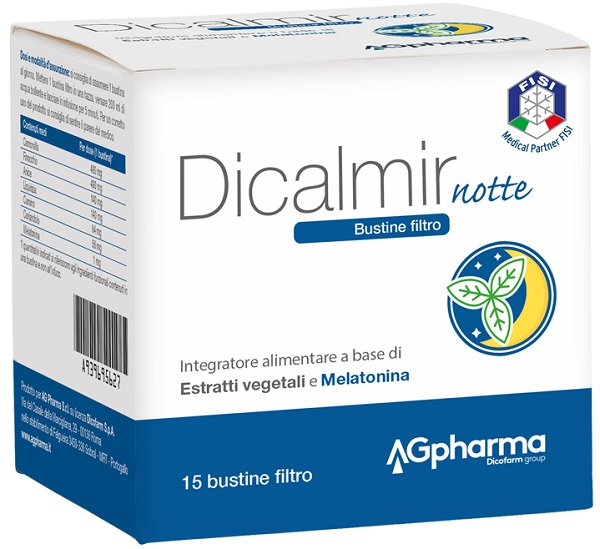 DICALMIR NOTTE 15 FILTRI - Farmaunclick.it