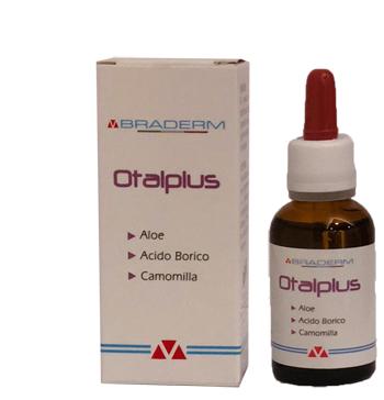OTALPLUS GOCCE 30 ML BRADERM - Farmaciacarpediem.it