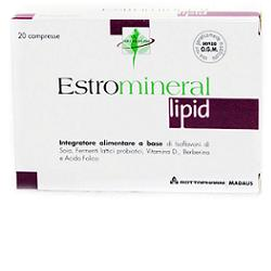 ESTROMINERAL LIPID 20 COMPRESSE - Farmafamily.it