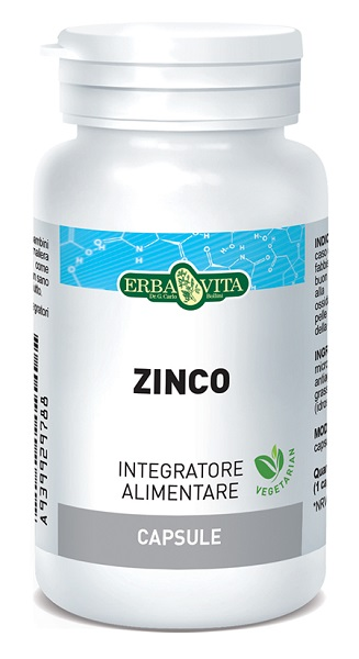 ZINCO 60 CAPSULE - Farmaunclick.it