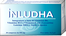INLUDHA 30 COMPRESSE - Farmacia Bartoli