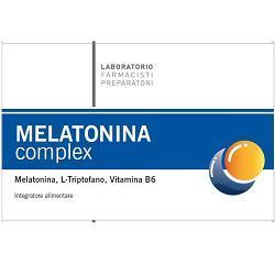 LFP MELATONINA 30 COMPRESSE - Farmaciacarpediem.it