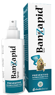 BANZAPID SPRAY PREVENZIONE 100 ML - pharmaluna