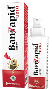 BANZAPID SPRAY TRATTAMENTO 100 ML - pharmaluna
