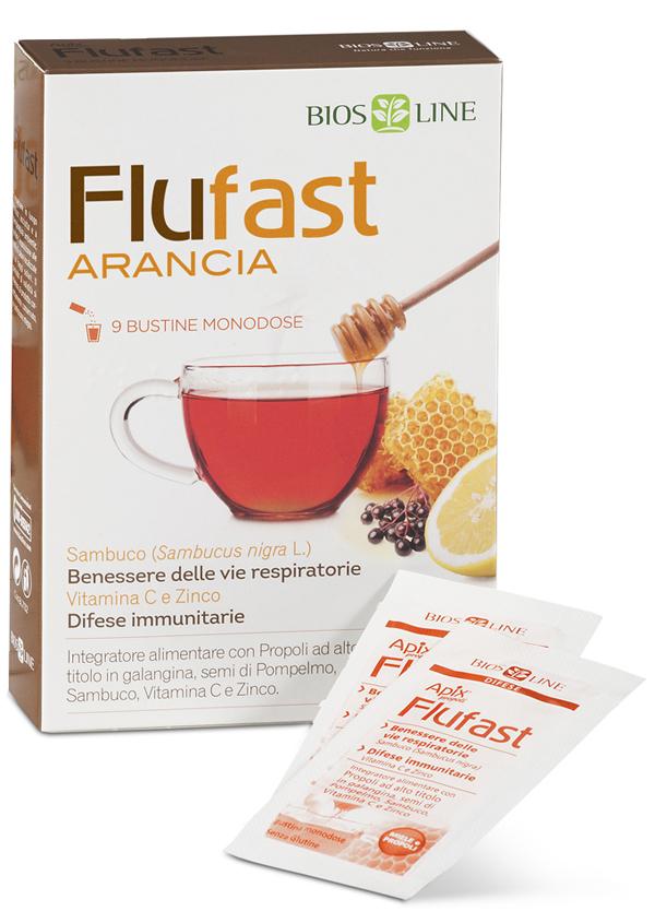 APIX PROPOLI FLUFAST ARANCIA 9 BUSTINE 9 G - La farmacia digitale