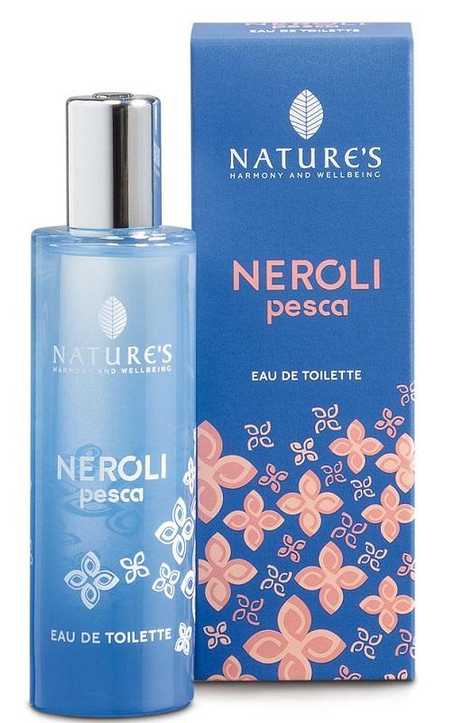 NATURE'S NEROLI E PESCA EAU DE TOILETTE 50 ML - Farmaedo.it