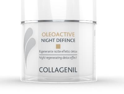 COLLAGENIL OLEOACTIVE NIGHT DEFENCE 50 ML - Farmacia Bisbano