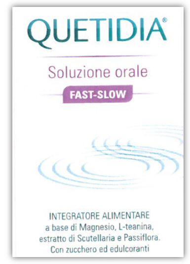 QUETIDIA SOLUZIONE ORALE FAST SLOW 150 ML - FARMAEMPORIO