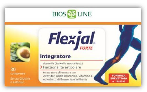 FLEXJAL FORTE 30 COMPRESSE - Farmacia Centrale Dr. Monteleone Adriano