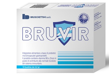 BRUVIR 10 BUSTINE 3,2 G - Farmajoy