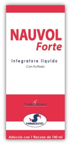 NAUVOL FORTE 100 ML - Farmaseller