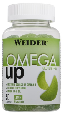 WEIDER OMEGA UP CARAMELLE 180 G - Farmacia Massaro