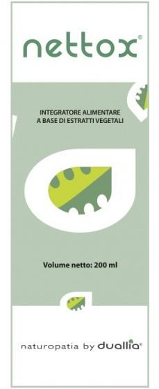 NETTOX 200 ML - farmaventura.it