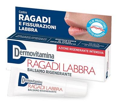 DERMOVITAMINA RAGADI LABBRA - FARMAPRIME