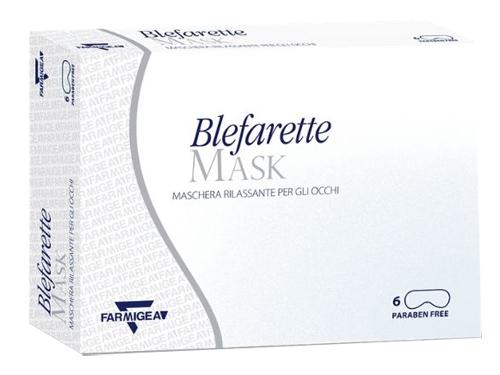 BLEFARETTE MASK 6 MASCHERE MONOUSO - Farmaseller