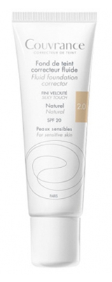 EAU THERMALE AVENE COUVRANCE FONDOTINTA NATURALE 30 ML - La farmacia digitale