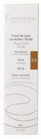 EAU THERMALE AVENE COUVRANCE FONDOTINTA DORATO 30 ML - Farmafamily.it