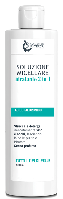 FPR SOLUZIONE MICELLARE IDRATANTE 2 IN 1 400 ML - Farmafamily.it