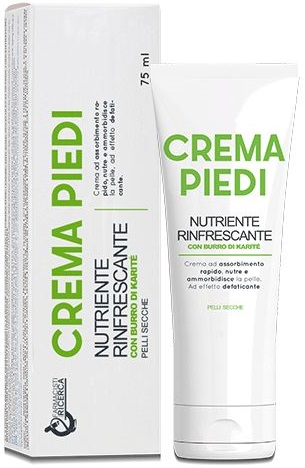 FPR CREMA PIEDI NUTRIENTE E RINFRESCANTE 75 ML - Farmabellezza.it