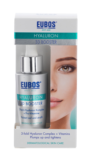 EUBOS HYALURON BOOSTER CREMA 30 ML - Farmaseller