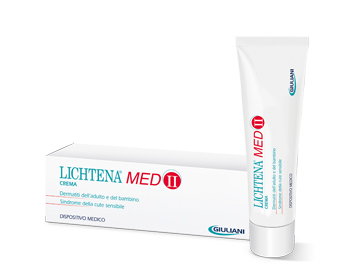 LICHTENAMED II CREMA 50 ML - Farmastop