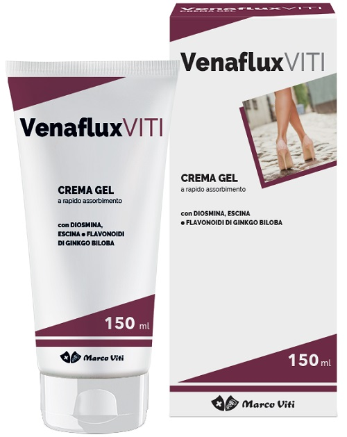 VENAFLUX GEL 150 ML - La farmacia digitale