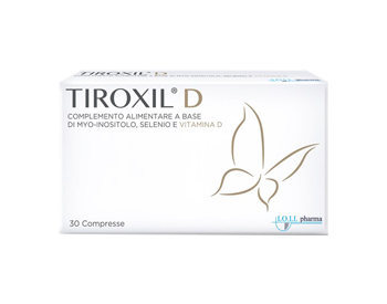 TIROXIL D 30 COMPRESSE - La farmacia digitale
