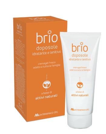 BRIOVITASE DOPOSOLE IDRATANTE LENITIVO 200 ML - Farmacia Massaro