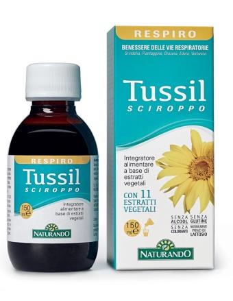 TUSSIL SCIROPPO 150 ML - Iltuobenessereonline.it